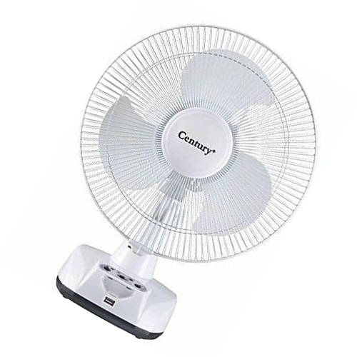 Century 12'' Rechargeable Table Fan (FRCT-30-A1)